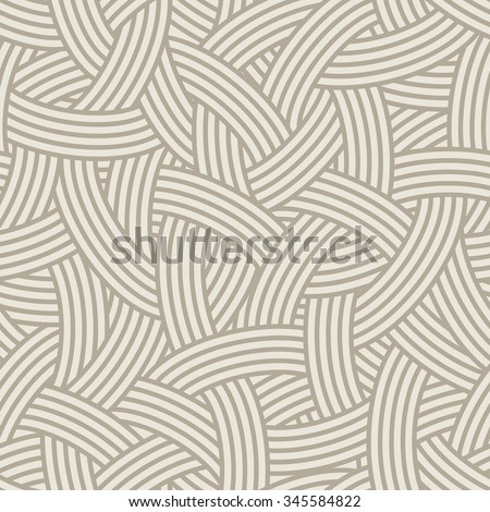 Vector linear seamless pattern. Hand drawn graphic illustration. Abstract background for print, web