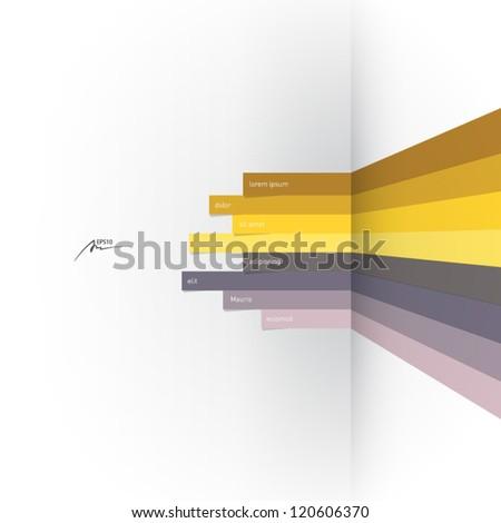 vector lines design element