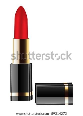 Vector lipstick