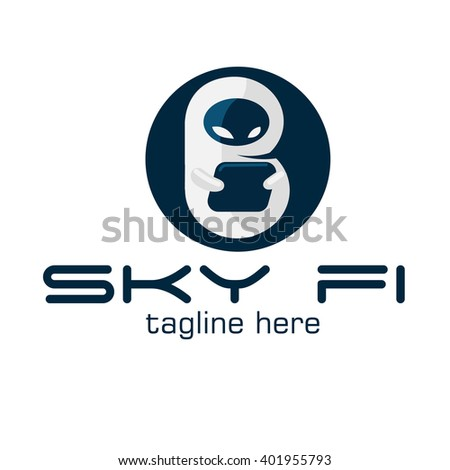 vector logo concept