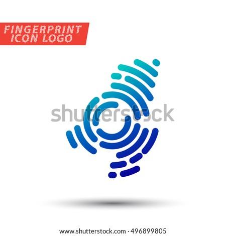 vector logo design element