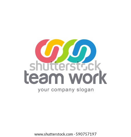 vector logo design for business