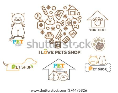 vector logo design template for