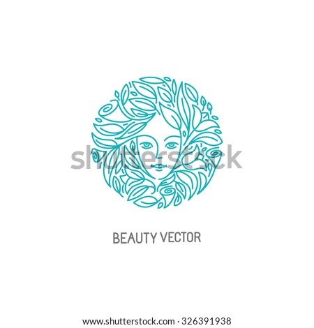 vector logo design template in