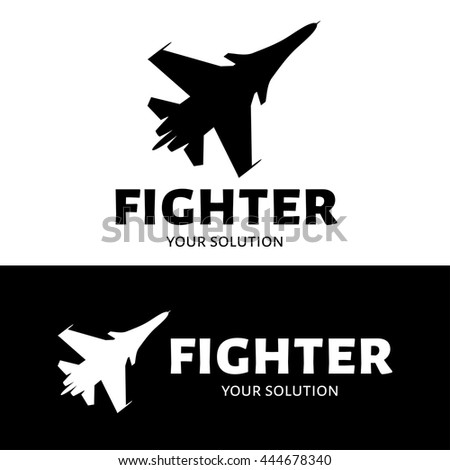 vector logo fighter brand's