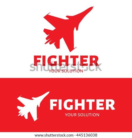 vector logo fighter brand's