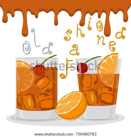 vector logo for alcohol