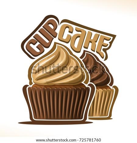 vector logo for chocolate
