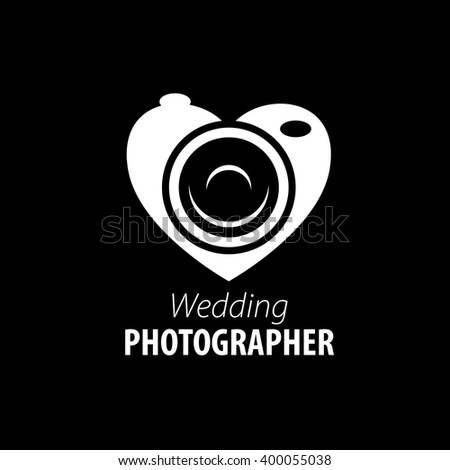 vector logo for photographer