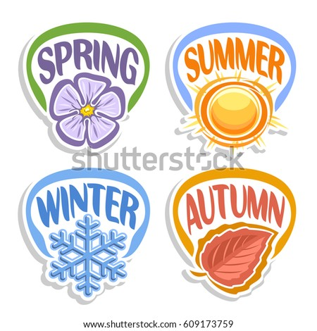vector logo four seasons