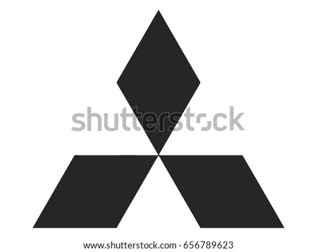 vector logo of mitsubishi motors