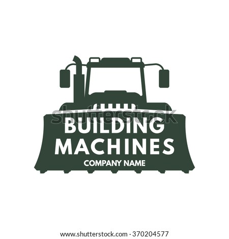 vector logo of the building
