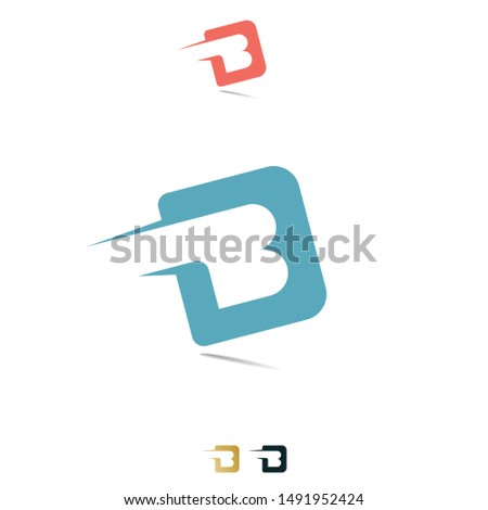 Vector Logo. Professional Corporate Identity, Visual Identity Icon.
