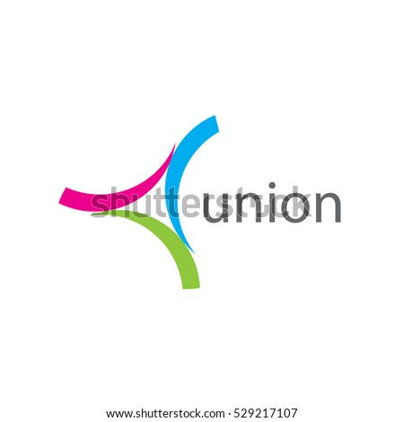 vector logo union