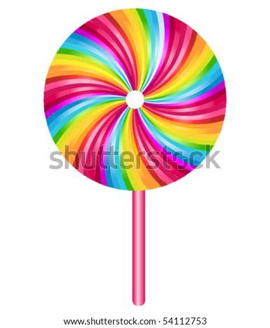 vector lollipop