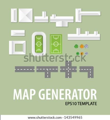 vector map generator