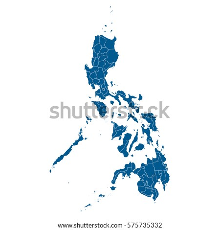 Vector map-philippines country