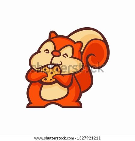 vector mascot  cartoon  and