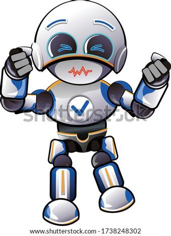 vector mascot cartoon
