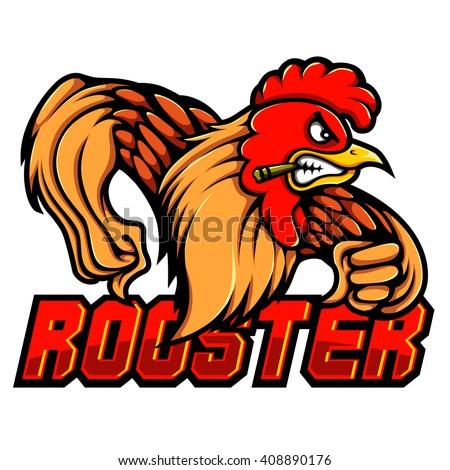 vector mascot illustration of