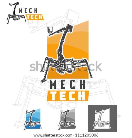 vector mechanical scorpion