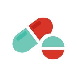 vector medical pills - medicine icon, capsule and drug - healthcare icon