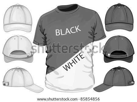 hat template download free vector art stock graphics images