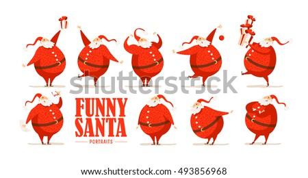 vector merry christmas  happy
