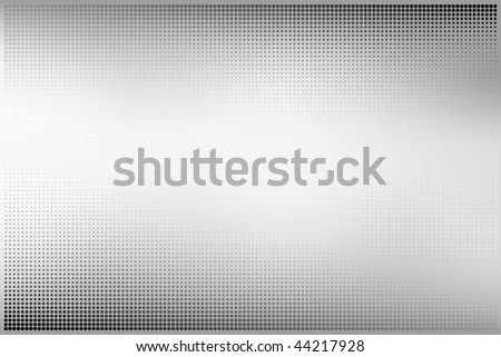 Vector metal sheet dotted texture