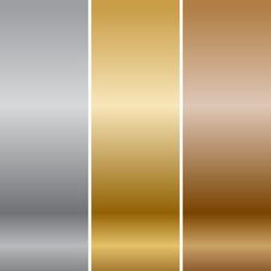 Vector metal textures