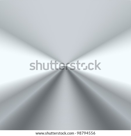 vector metallic perspective background for your messages
