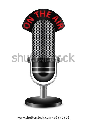 Vector microphone. On The Air