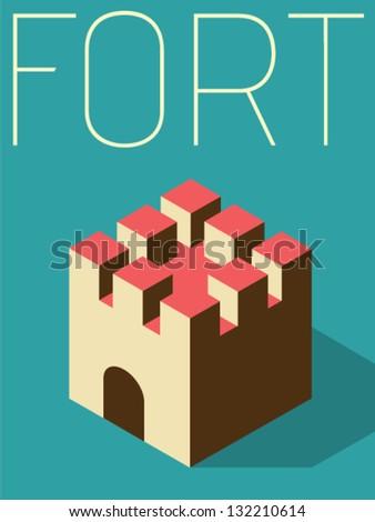 Vector Minimal Design - Fort