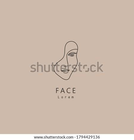 vector minimal face  linear