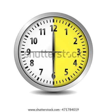 Vector 30 Minutes Foto d'archivio ©