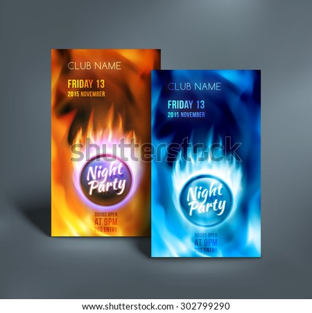 Disco Flyer Template Download Free Vector Art Stock Graphics Images