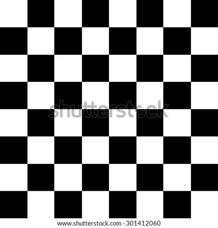 Vector modern chess board background design. Eps10