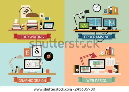 Trading Spaces Free Vector 4vector