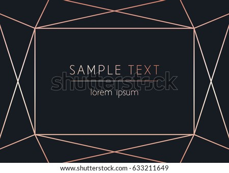 vector modern design template