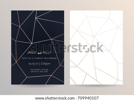 vector modern design wedding