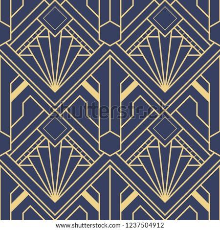 vector modern geometric tiles