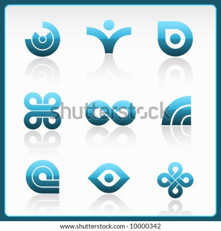 vector modern logos