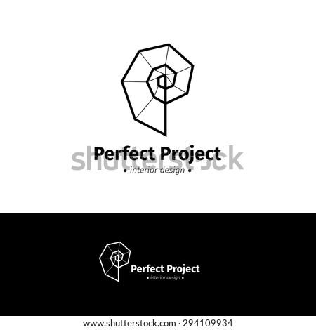 vector modern minimalistic