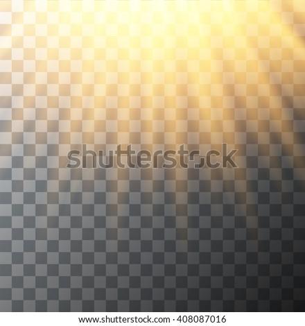 vector modern sun on