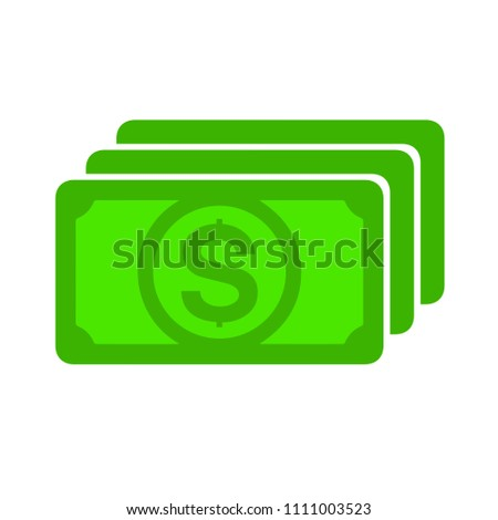 vector money icon dollar money