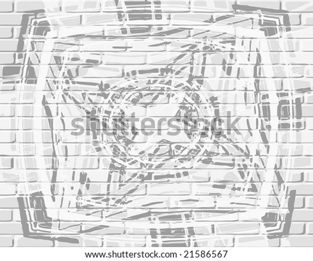 Abstract Shape Patten Seamless Background