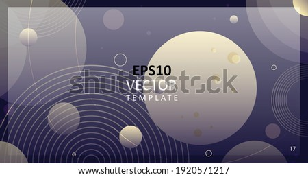 vector moon space exploration
