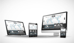 Vector multiple devices and website