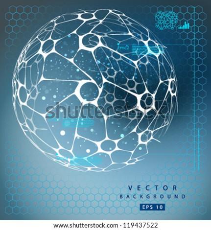 Vector nano sphere-01