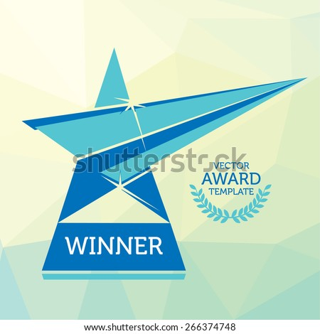 Vector Nomination Award Logo Template